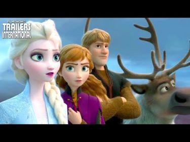 『アナと雪の女王』続編『Frozen 2』予告編
