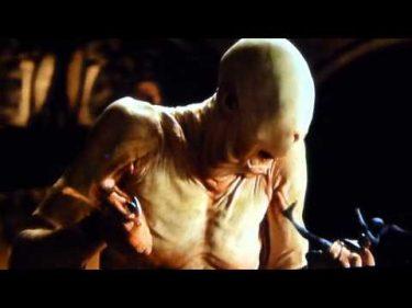 映画『パンズ・ラビリンス』 恐怖のPale Man