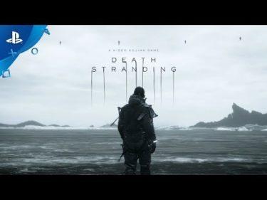 『DEATH STRANDING』英語音声・日本語字幕 / ローンチトレーラー 4K
