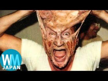 ホラー映画におけるマスクを外す瞬間 ランキングTop10