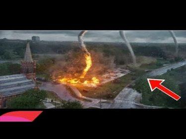 地球上で最高の5つの竜巻がカメラに捕まった!